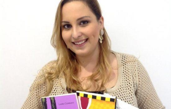 Escritora da semana: Laura Conrado